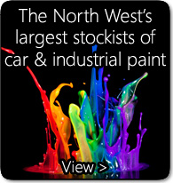 North West Car Paint Stockist