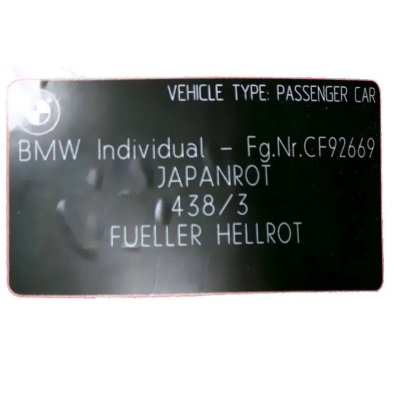 How To Find Your Bmw Colour Code