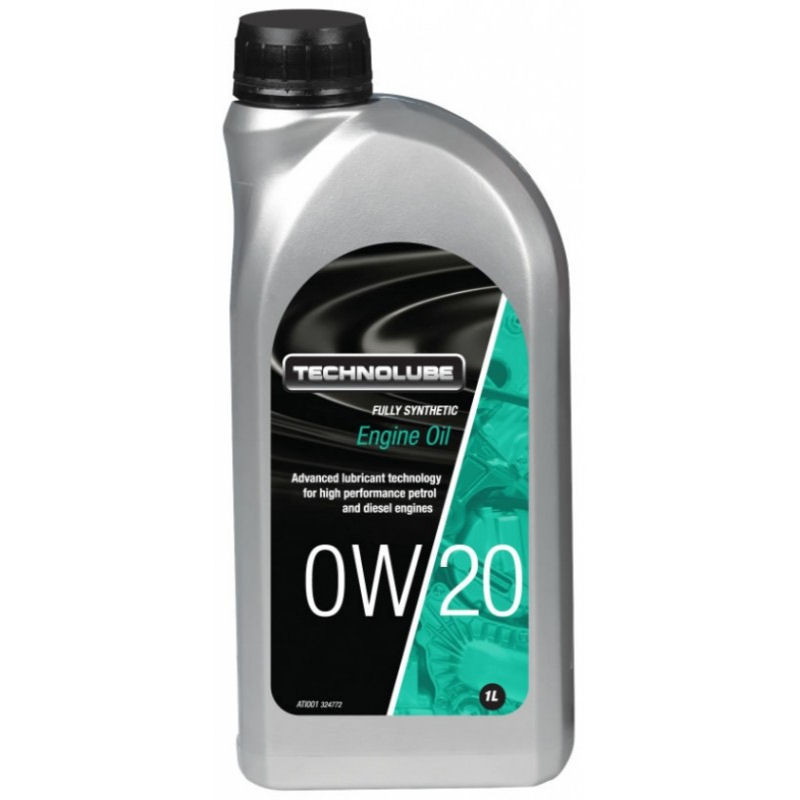 Technolube 0W20 Fully Synthetic 1L