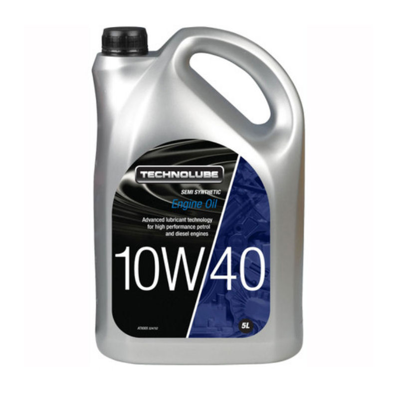 Technolube 10W40 Semi Synthetic 5L