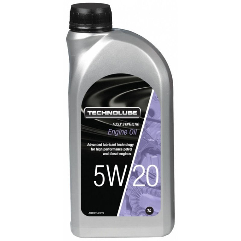 Technolube 5W20 Fully Synthetic 1L