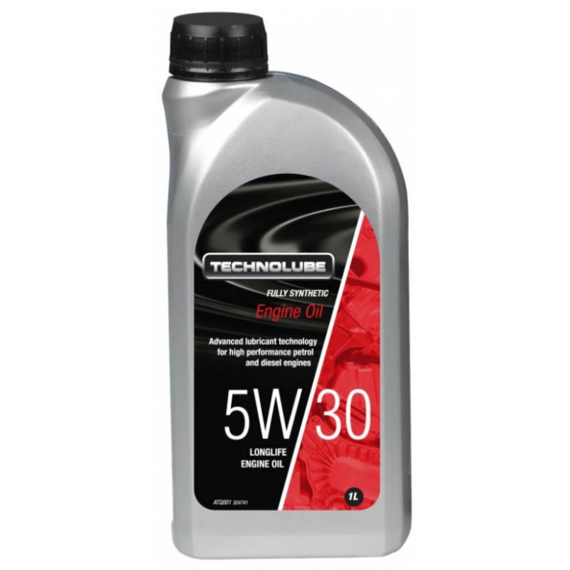 Technolube 5W30 Fully Synthetic 1L