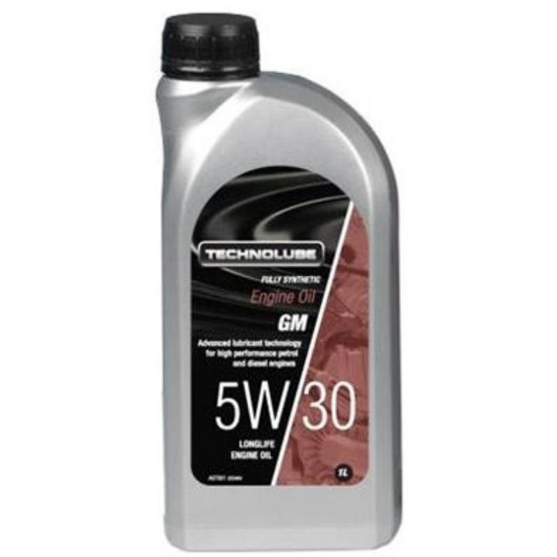 Technolube 5W30 Fully Synthetic GM 1L