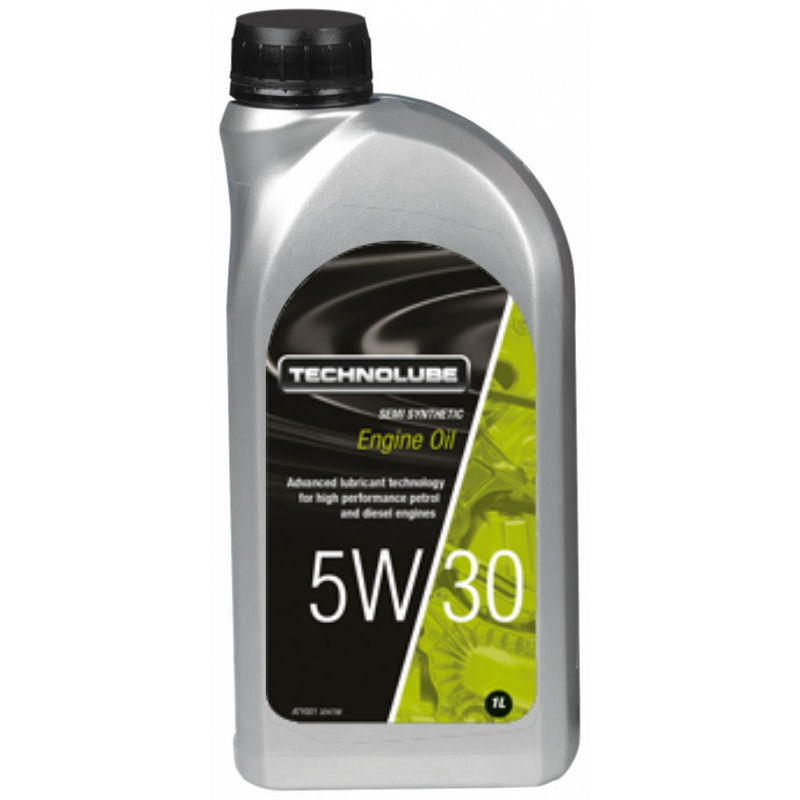 Technolube 5W30 Semi Synthetic 1L
