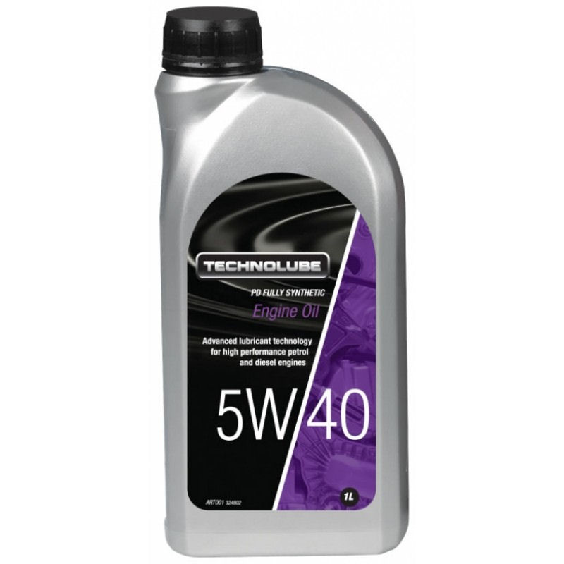 Technolube 5W40 PD Fully Synthetic 1L