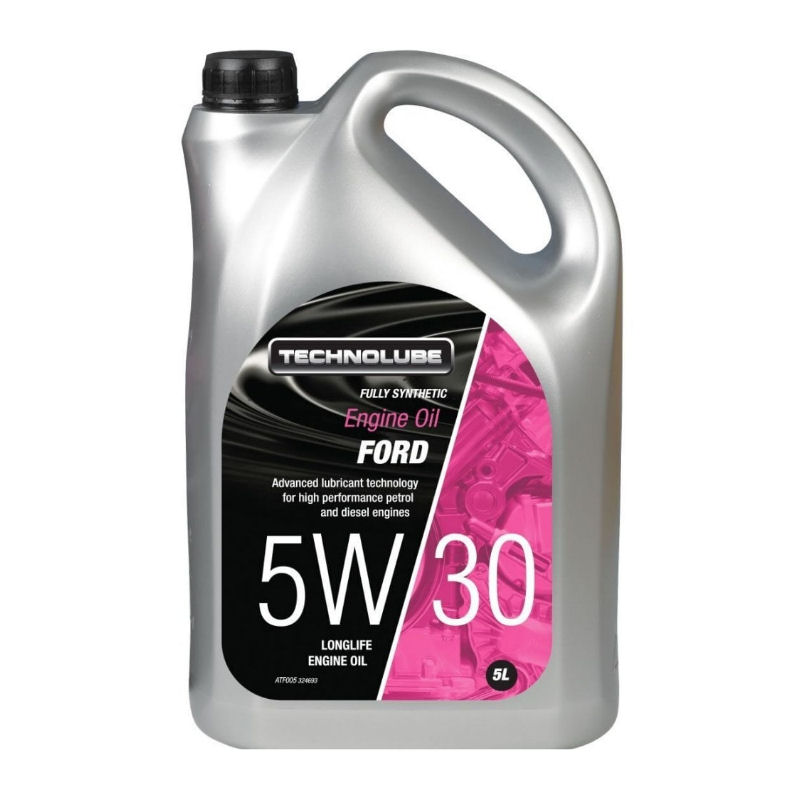 Technolube 5W30 Fully Synthetic FORD 5L