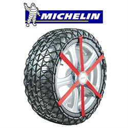 "Michelin Easy Grip Snow Chains for 14"" to 18"" wheels"